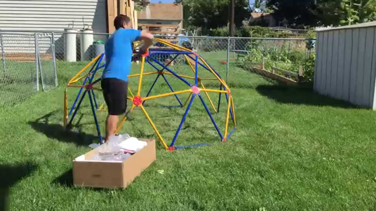 easy outdoor space dome review youtube