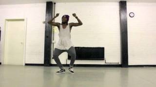Keron Proverbs Choreography Jhene Aiko - Wait No More