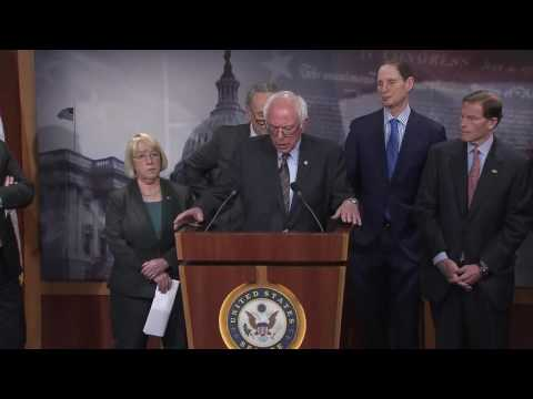 Bernie Sanders Throws A Wrench Into Trumpcare
