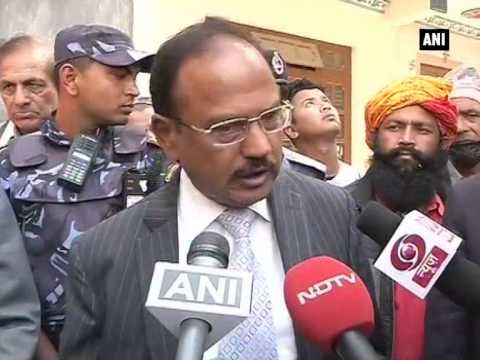 Nepal Earthquake: NSA Ajit Doval and Foreign Secy S Jaishankar review NDRF rescue operations