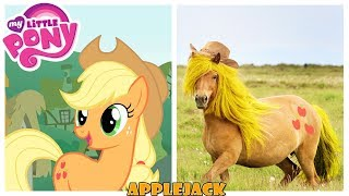Gambar cover My Little Pony Characters in Real Life