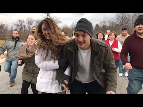 Amazing Surprise Marriage Proposal -Nahder and Ashley ( This will make you cry!)