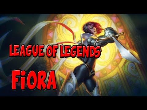League of Legends greek - Fiora Top - MrFantasticer [29]