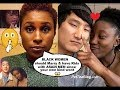 Issa Rae says Black Women should Date Asian Men except Filipino because...