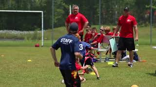 i9 Sports 352: Flag Football Player Highlights- South Wilmington (5/5/18)