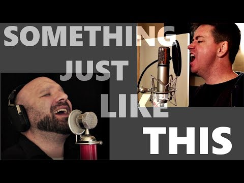 Chainsmokers & Coldplay - Something Just Like This (Full Version)  [Hard Rock cover by Jason Jones)