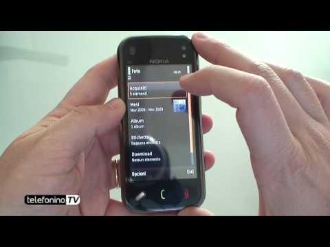 Nokia N97 mini videoreview da Telefonino.net