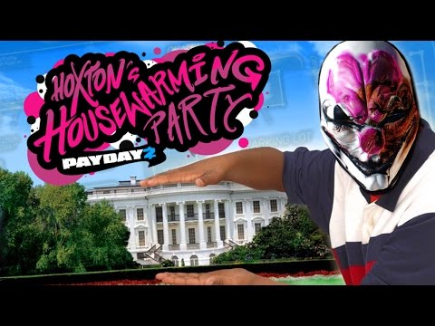 Payday 2: Hoxton In The House