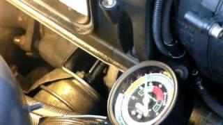 Diagnose diesel turbo problems - BMW 320d E46