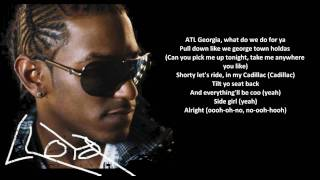Lloyd - South Side (ft. Ashanti) - Lyrics *HD*
