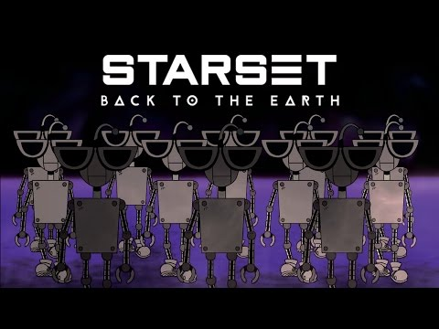 preview Starset - Back To The Earth from youtube
