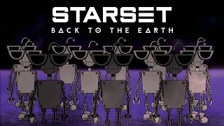 Смотреть клип Starset - Back To The Earth