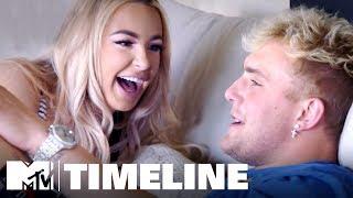 Tana & Jake's Relationship Timeline   MTV No Filter: Tana Mongeau