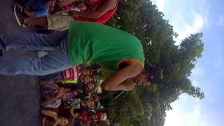 Cagua rap... Exhibicion de Anestecia vs yero