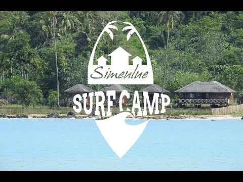 Simeulue Surf Camp - Sea view Bungalows Sumatra Indonesia