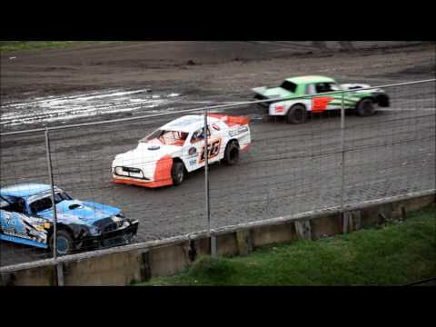 RIVERSIDE INT SPEEDWAY HOBBY STOCK 7 8 17