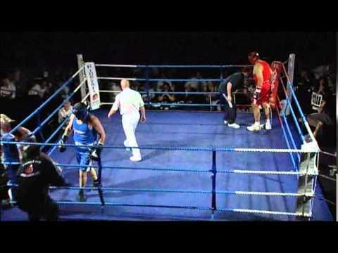Chris Sheasby v Frank Bunce  what a knockout!
