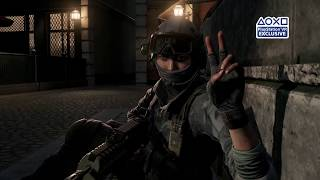 Bravo Team - PlayStation VR Announce Trailer | E3 2017