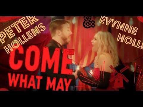 Moulin Rouge in REAL LIFE  Come What May   Evynne & Peter Hollens
