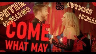 Moulin Rouge in REAL LIFE - Come What May COVER by Evynne & Peter Hollens