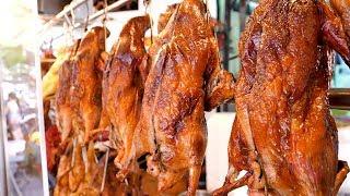 Smoked Duck - Vietnam street food