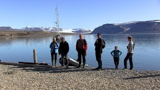 Polar Sector - Around Svalbard - Ep. 4 - Sightseeing