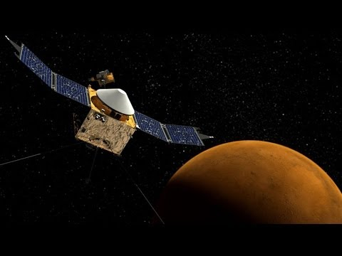 NASA's Mars MAVEN set to launch