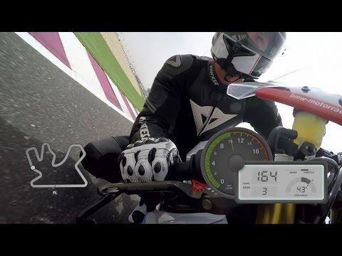 GoPro Lap at the QatarGP - MotoGP