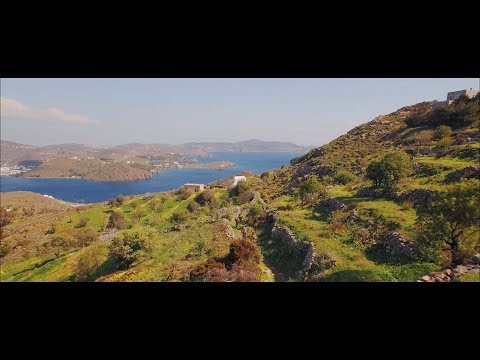 International Trail Building Week - The Trail Brothers project on the Dodecanese Islands