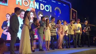 Họp Báo Công Chiếu Phim Chiếu Rạp 2018 HOÁN ĐỔI - Việt Hương,Trấn Thành,Nhã Phương, Ngô Kiến Huy