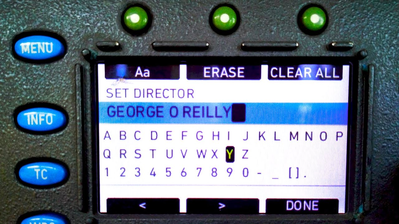George O'Reilly
