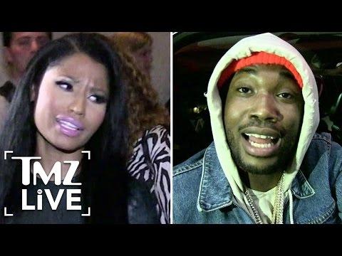 Meek Mill: I Didn't Rob Nicki Minaj | TMZ Live