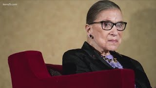 President Trump, Mitch McConnell and Ted Cruz react to death of Ruth Bader Ginsburg