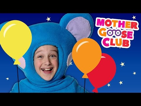 Here We Go Looby Loo | Mother Goose Club Kids Karaoke