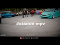 MPV Stance Rolling Wheels - The Outsiders 2017