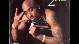 TuPac - Ambitionz Az A Ridah Lyrics