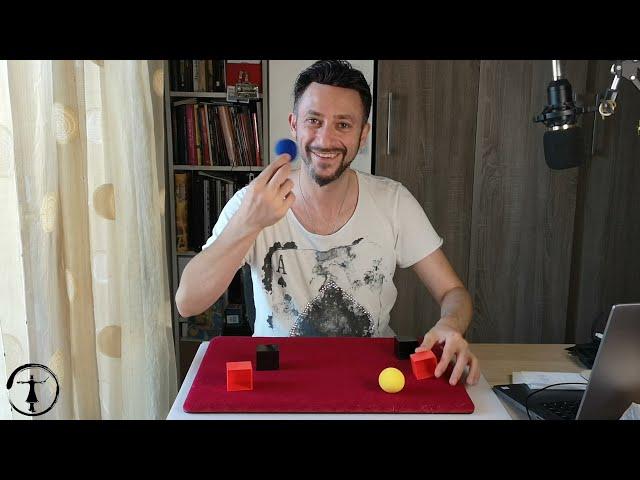 ParaBox by Fabrice Le Temps - Tenyo Magic