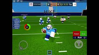 I am Awesome at QB (Roblox Legendary Football)
