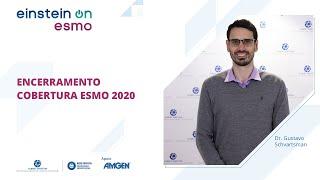 ESMO 2020: Encerramento cobertura ESMO 2020
