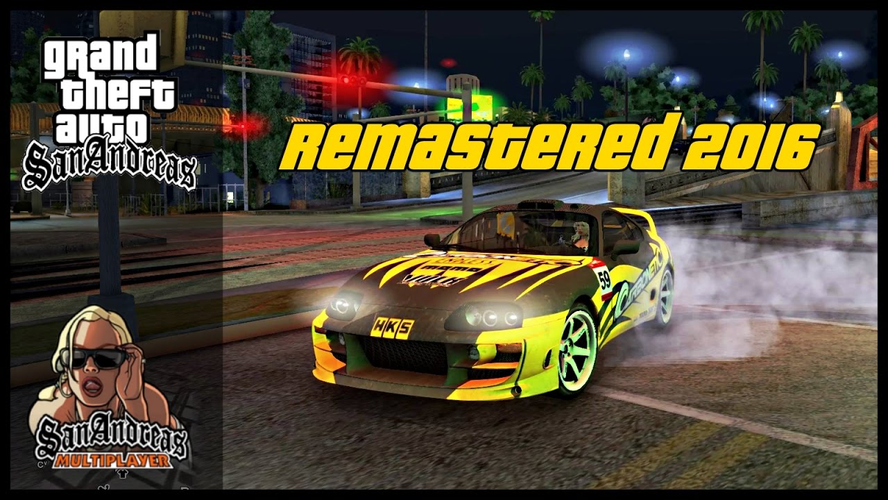 Grand Theft Auto: San Andreas » Remastered 2016 ᴴᴰ   Ultra