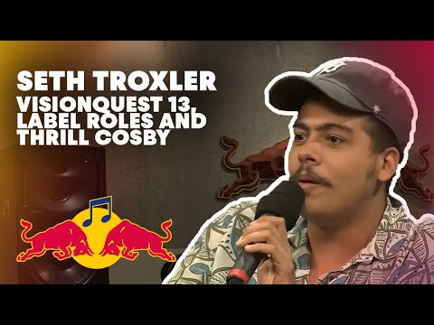 Seth Troxler Lecture (New York 2013) | Red Bull Music Academy