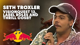 Seth Troxler (RBMA New York 2013 Lecture)