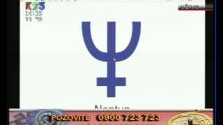 Znacenje astroloskih simbola Urana, Neptuna i Plutona