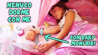 Prendiamoci cura di Nenuco dorme con me!
