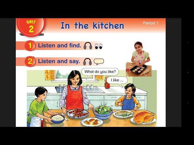 تعلم معنا كيف نهجي ونكتب بعض كلمات اللغة الإنجليزية لأطفال الصف الثاني