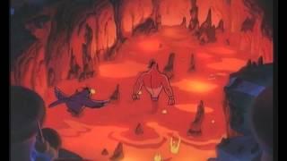 Il ritorno di Jafar - La morte di Jafar