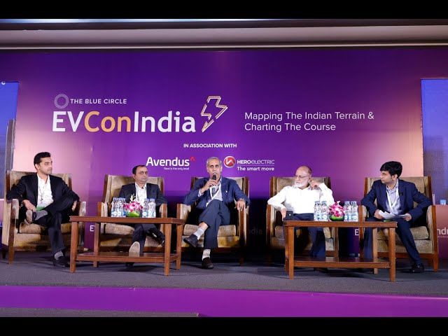 EVConIndia 2019: Role Of Investors in Actualising India's EV Dream Powered by Avendus Capital