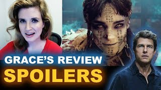 The Mummy SPOILERS Movie Review