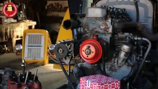 Traktor Ursus C-360 - remont silnika (zestawy naprawcze, panewki, głowica, uszczelki).