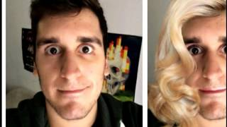 Como se verian algunos Youtubers si fuesen mujer